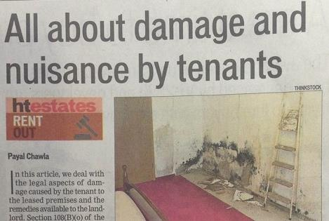 Nuisance Tenants Class
